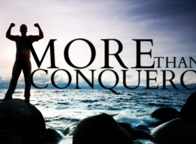 "Devotion-6: "" We Are More Than Conquerors In Jesus Christ"" By Soji Samson, Doha"